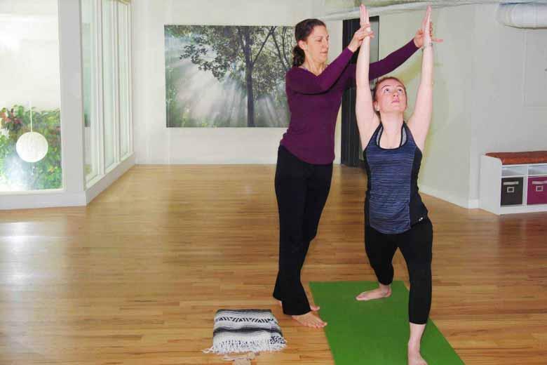 Dharma Yoga Classes