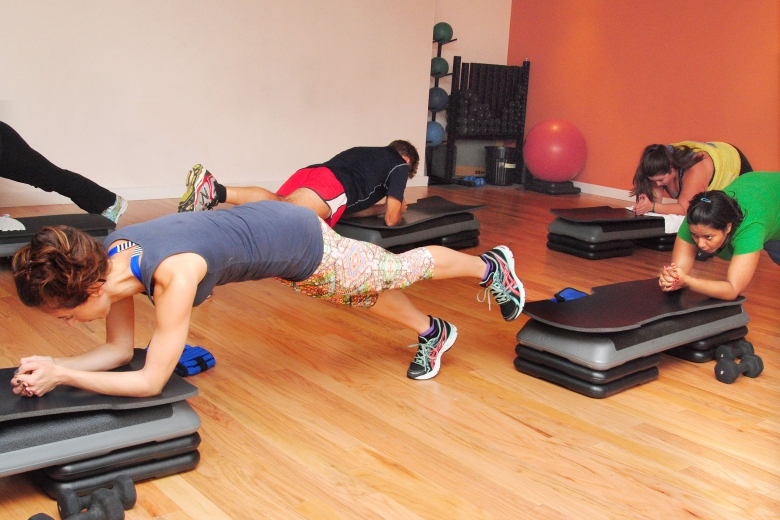 AAA–Arms, Abs, And hips